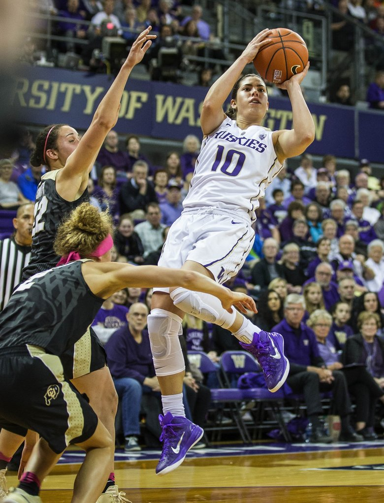 Kelsey plum major - Kelsey Plum Gets Off The Off Balance Shot Against Colorado In The 2nd Quarter The