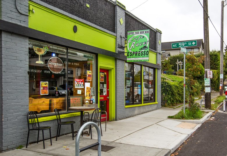 seattle's cafe racer, site of mass shooting, up for sale — future