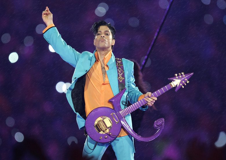 Prince died on April 21, 2016. Several Seattle-area events will remember the iconic artist one year later. (Chris O'Meara / The Associated Press)
