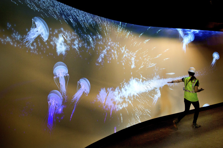 New Science Museum Miami >> Long Awaited Science Museum To Be Unveiled In Miami The Seattle Times