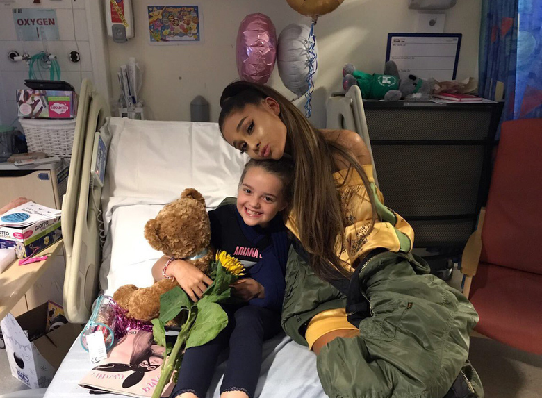 Ariana Grande Manchester bee tattoo pays tribute to victims