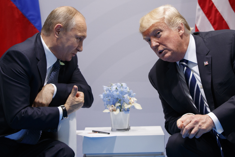 Trump and Putin held undisclosed private meeting at G20