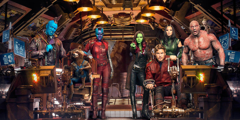 "The gang is back in ""Guardians of the Galaxy Vol. 2."" (Marvel Studios)"