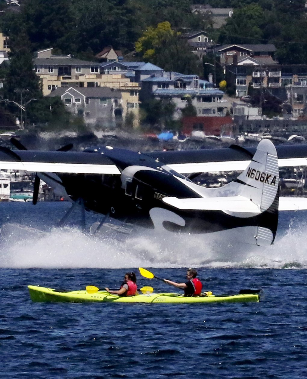 Seattle Dodge: Lake Union, Our Charming, Chaotic And Calming Jewel, Is