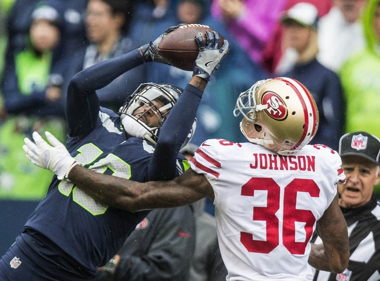 The Seahawks offense is a train wreck and Richard Sherman knows it