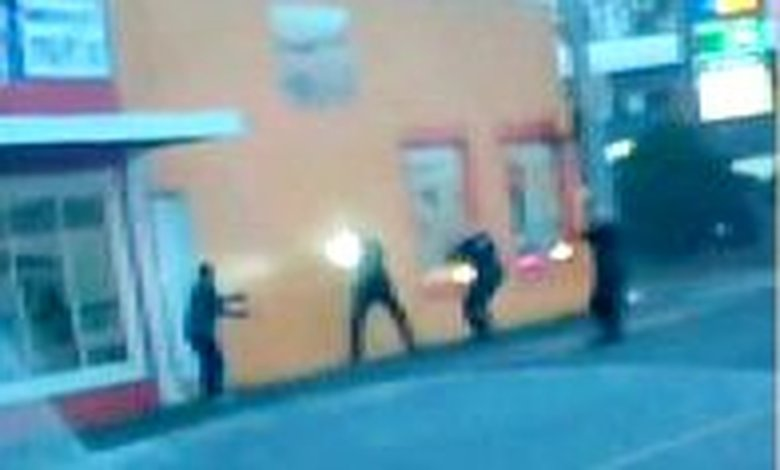 Witness footage of the 2015 police shooting of  Antonio Zambrano-Montes in Pasco. The Department of Justice has completed its review of the Pasco Police Department that was launched after the fatal shooting.  (File photo)