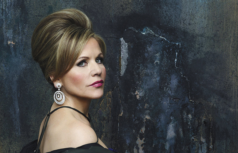 Soprano Renée Fleming stars in the Seattle Symphony's opening night concert on Sept. 15 at Benaroya Hall.