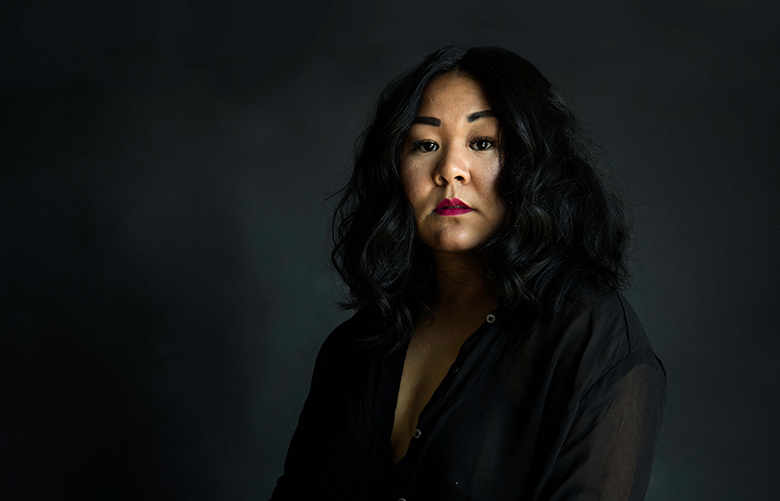 "Sara Porkalob stars in the latest version of her ""Dragon Lady"" series, presented by Intiman Theatre Sept. 5-Oct. 1.