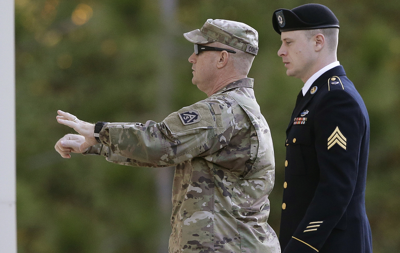 Judge rules no jail time for Bergdahl