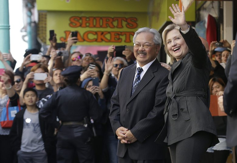 The Buzz | San Francisco Mayor Edwin Lee dies suddenly at 65