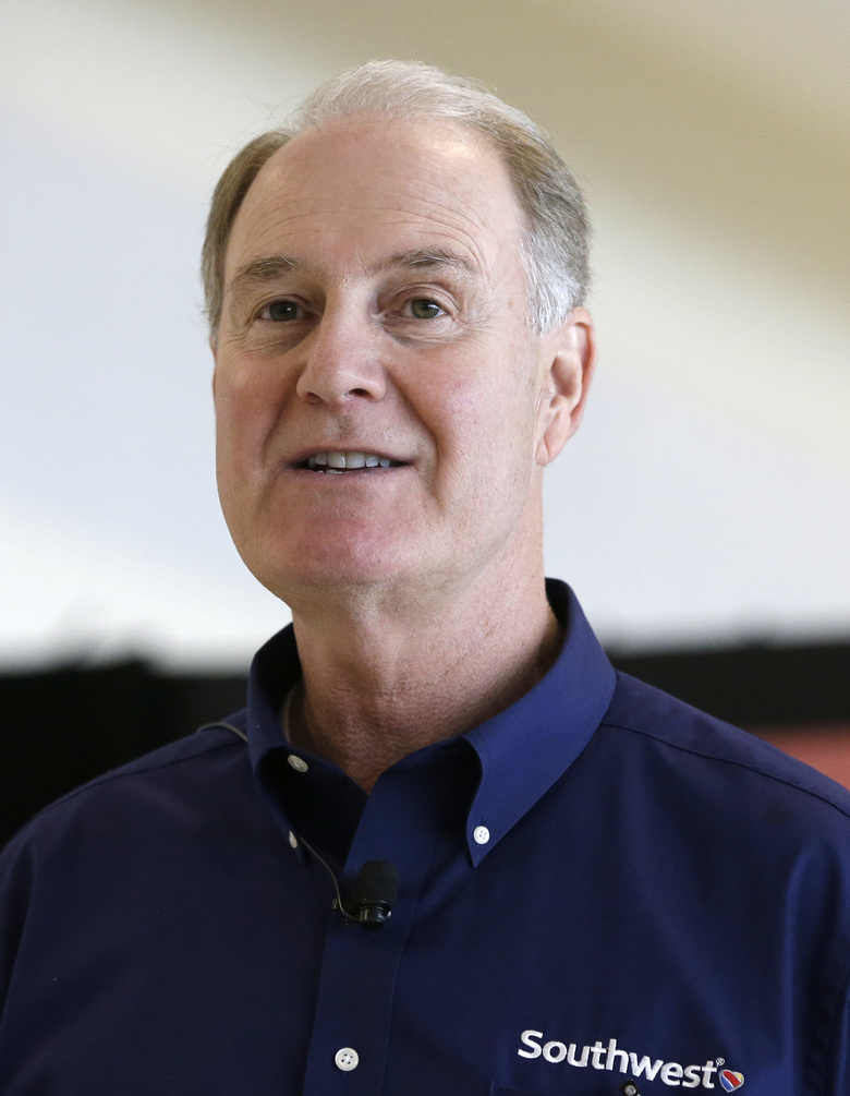 Southwest Airlines CEO Gary Kelly  (Pat Sullivan/AP)