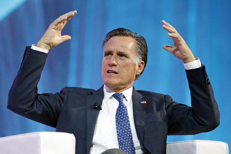 Mitt Romney to announce US Senate campaign in online video