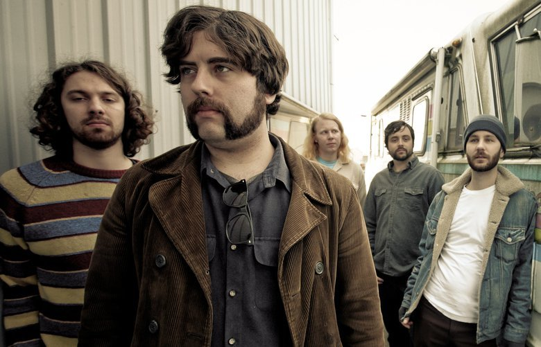 Everett rockers the Moondoggies return with their first album in five years.