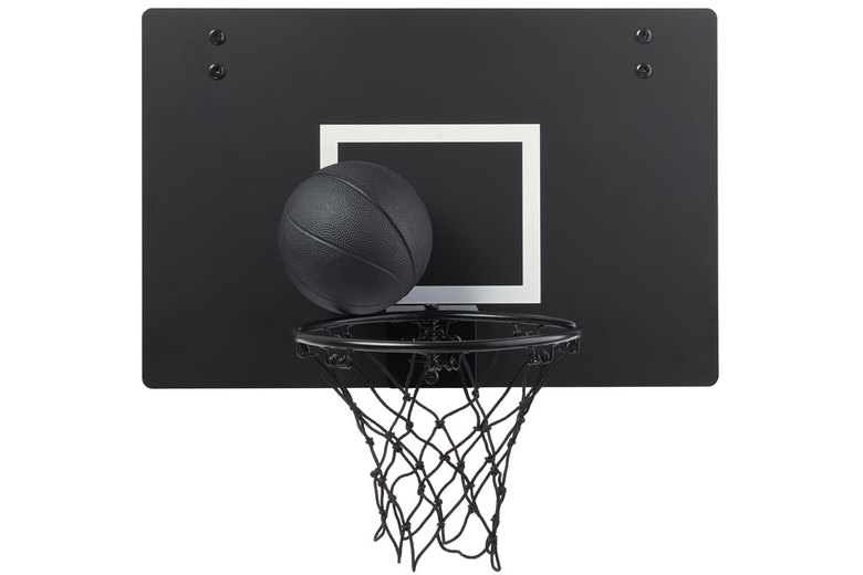 Spanst Indoor Basketball Hoop and Ball, $35