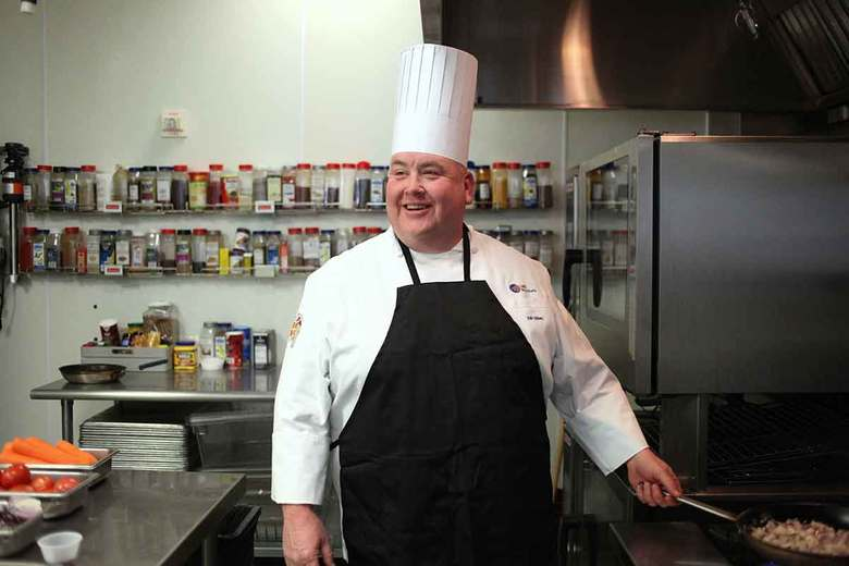 Chef William Gillen Is Director Of Culinary Excellence For The North America Region LSG Sky