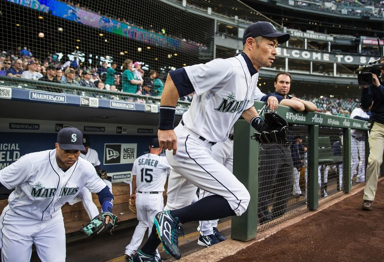 Ichiro Suzuki Joins Mariners Front Office, but Don't Call It Retirement