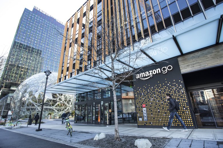 Amazon's checkout-free Amazon Go stores coming to San Francisco and Chicago