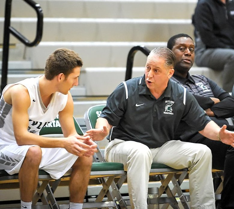 Skyline coach Gordon Kaplan was named the new boys basketball coach  (Courtesy of Gordon Kaplan)