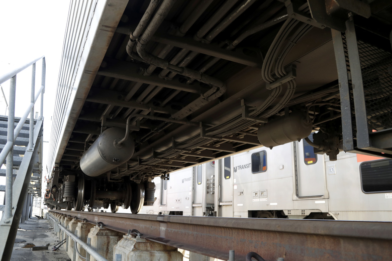Overcrowded New Jersey Transit Gets Rail Cars From