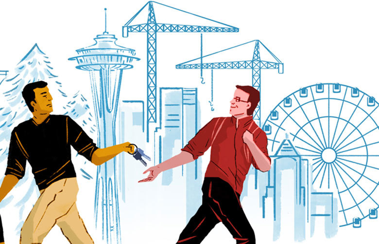 The new Seattle: Why I want to stay