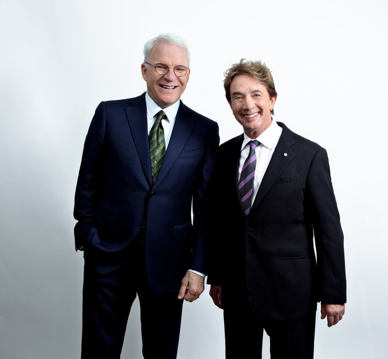 Steve Martin and Martin Short (Anna Webber)