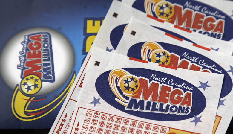 Your odds of winning the Mega Millions jackpot: one in 302.5 million. (AP Photo/Gerry Broome, File)