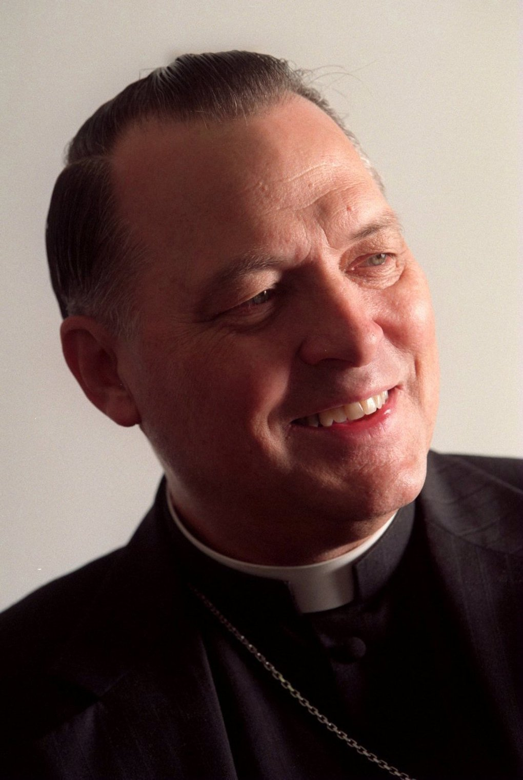 Archbishop Alexander Brunett was the spiritual leader of Western Washington's Catholics from 1997 until his retirement in 2010. He took particular interest in Catholic charities, remembering them from his Depression-era youth. (Barry Wong / The Seattle Times)