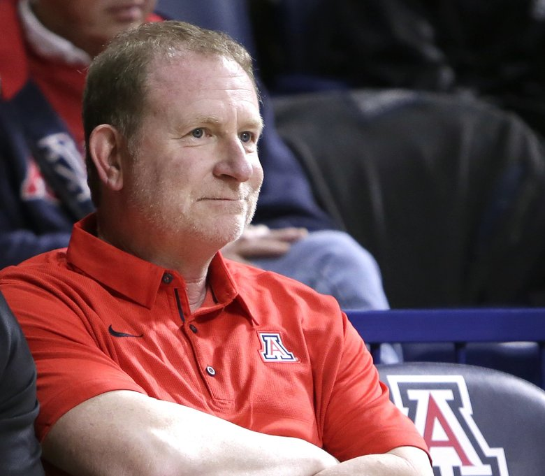 Phoenix Suns owner Robert Sarver is threatening to move the team to Seattle or Las Vegas if Phoenix City Council doesn't approve $150 million in public funding to renovate the team's arena, according to the Arizona Republic. (Rick Scuteri / The Associated Press)