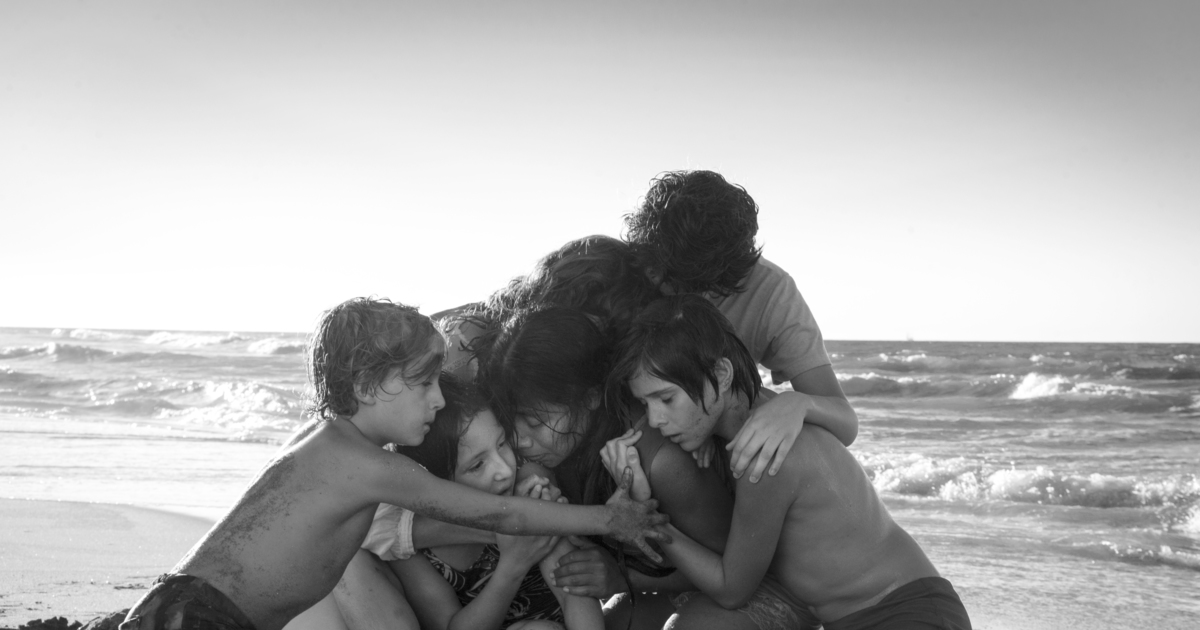 Seattle film critics name 'Roma' best movie of 2018