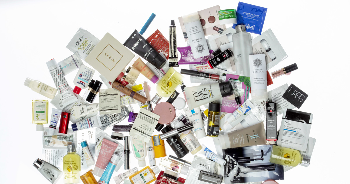 Sponsored: Help for those drowning in a sea of beauty product samples