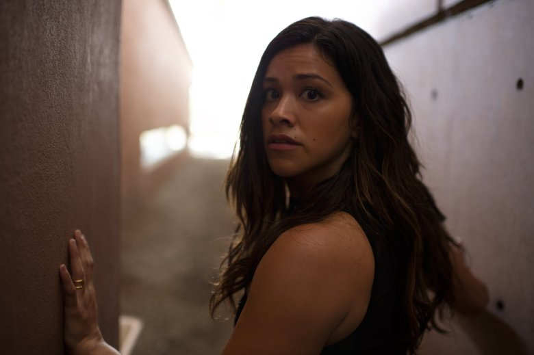 "Gina Rodriguez stars in ""Miss Bala."" (Courtesy of Sony Pictures)"
