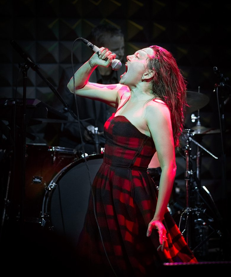 Tanya Tagaq has won numerous honors and awards for her performances and albums. (Shelagh Howard)