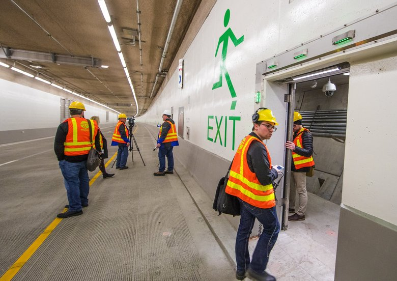 From fire sprinklers to surveillance cameras, the Highway 99 tunnel