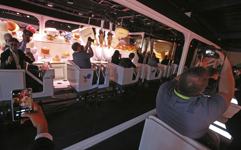 CES 2019: Google brings a Disney-like ride to tech show