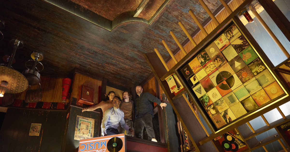 A not-so-bad 'Escape Room' and 'Sicilian Ghost Story' open this week; reviewers weigh in