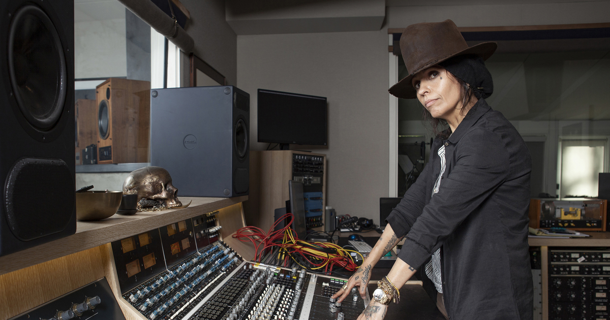 Outtakes: Linda Perry on Neil Portnow, Adele and 'Beautiful'