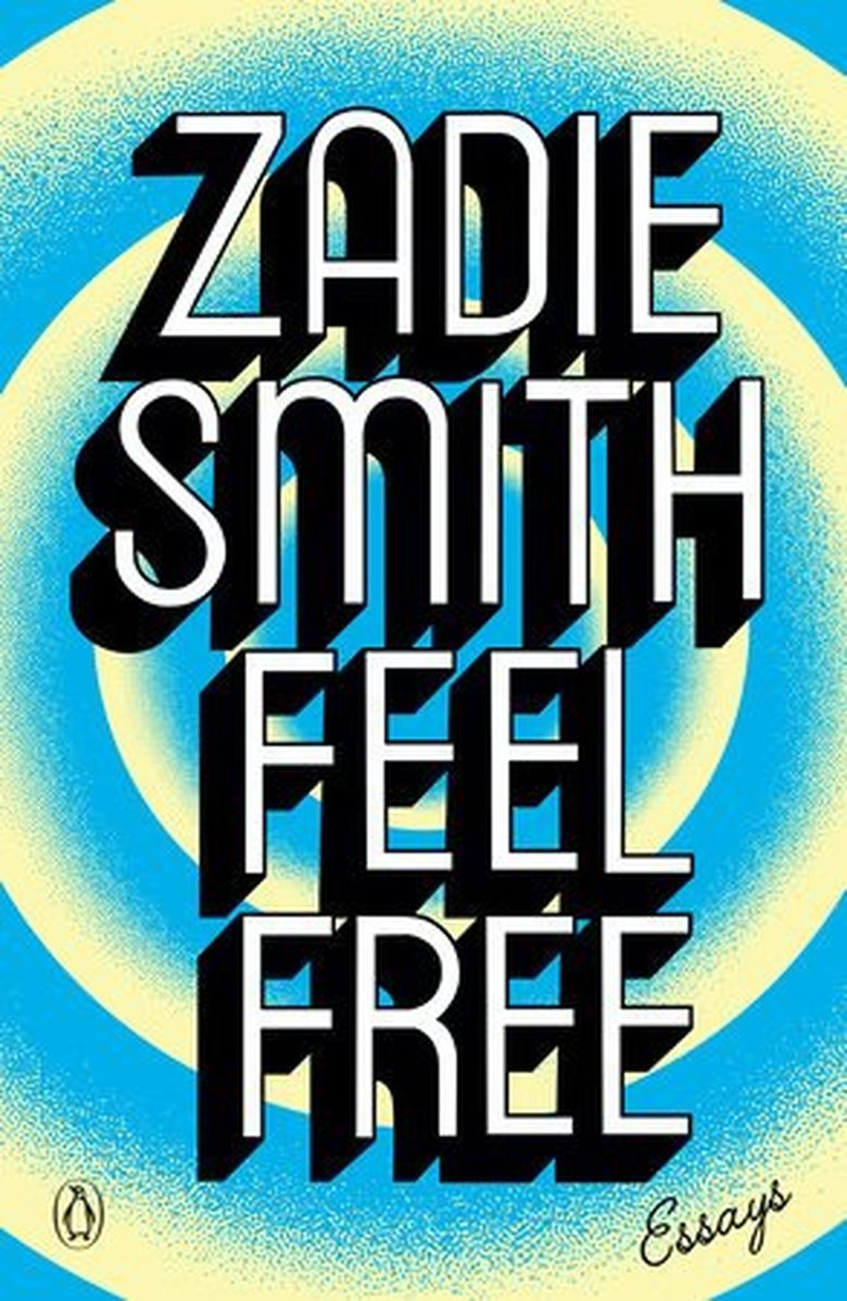 """Feel Free: Essays"" by Zadie Smith is a National Book Critics Circle finalist."