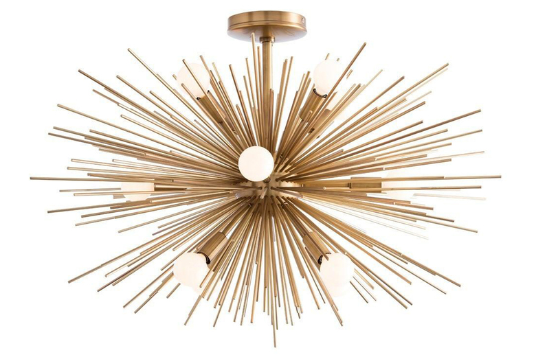 Arteriors Zanadoo Fixed Chandelier, $2,400