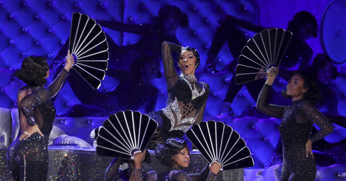 Rap artists and women take center stage at Grammys