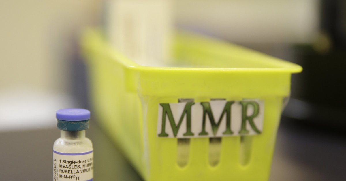 Another cost of the Washington measles outbreak: The 800 students kept out of school