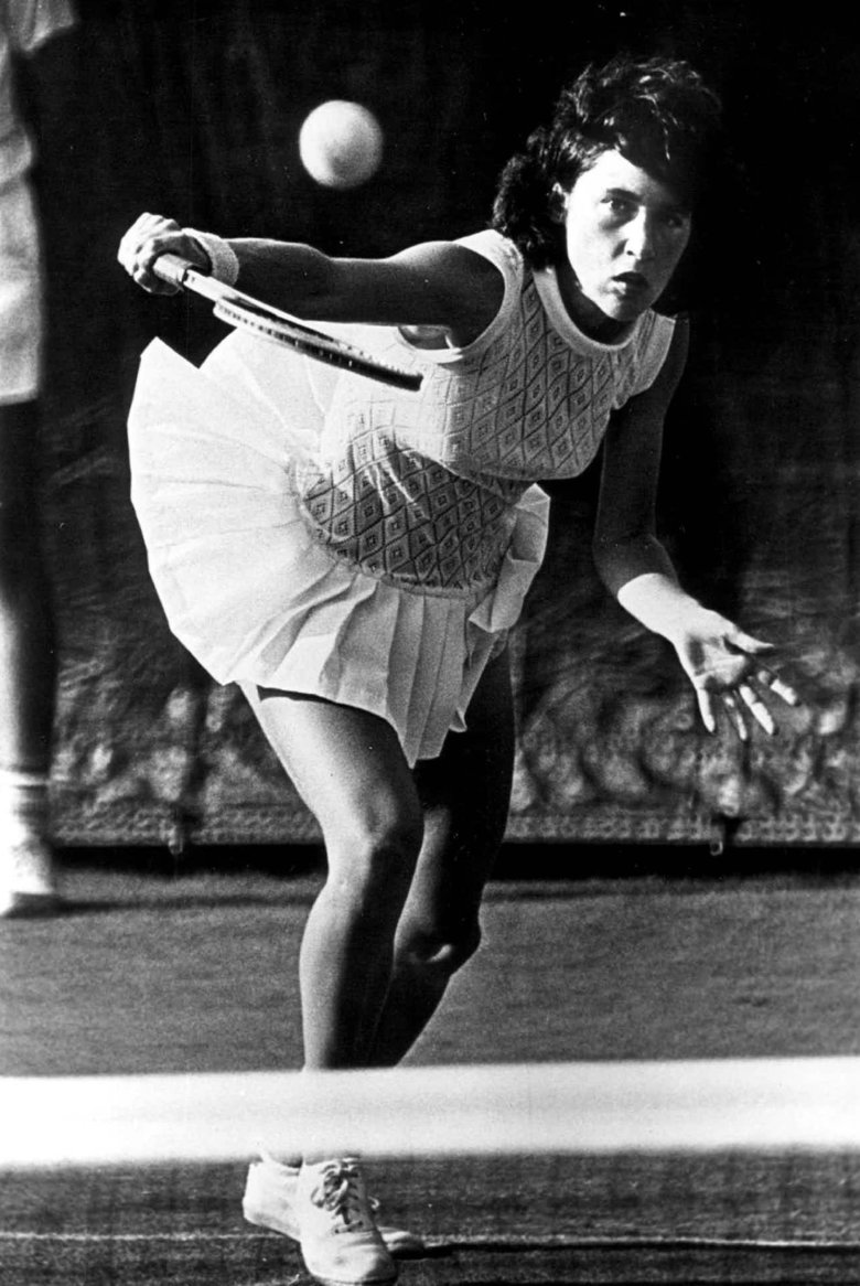 Patricia Bostrom, University of Washington 1987 Husky Hall of Fame Inductee. (Seattle Times archive)