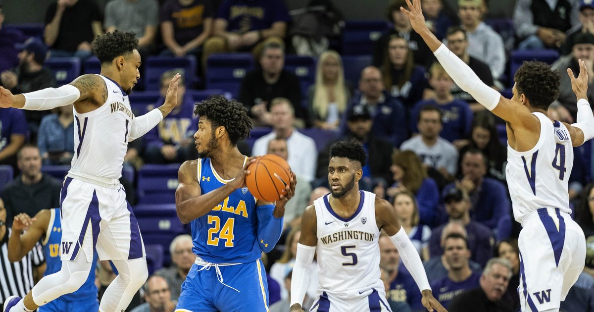 Washington's zone defense has stifled opponents all year. Will it work for the Huskies in the Big Dance?