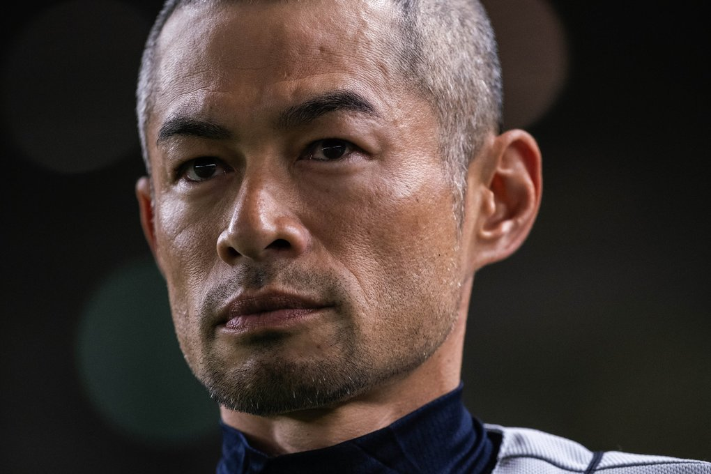 Ichiro announces his retirement after Mariners' final game