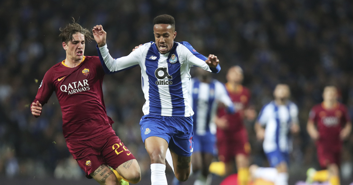 Real Madrid signs young Brazilian defender Eder Militao