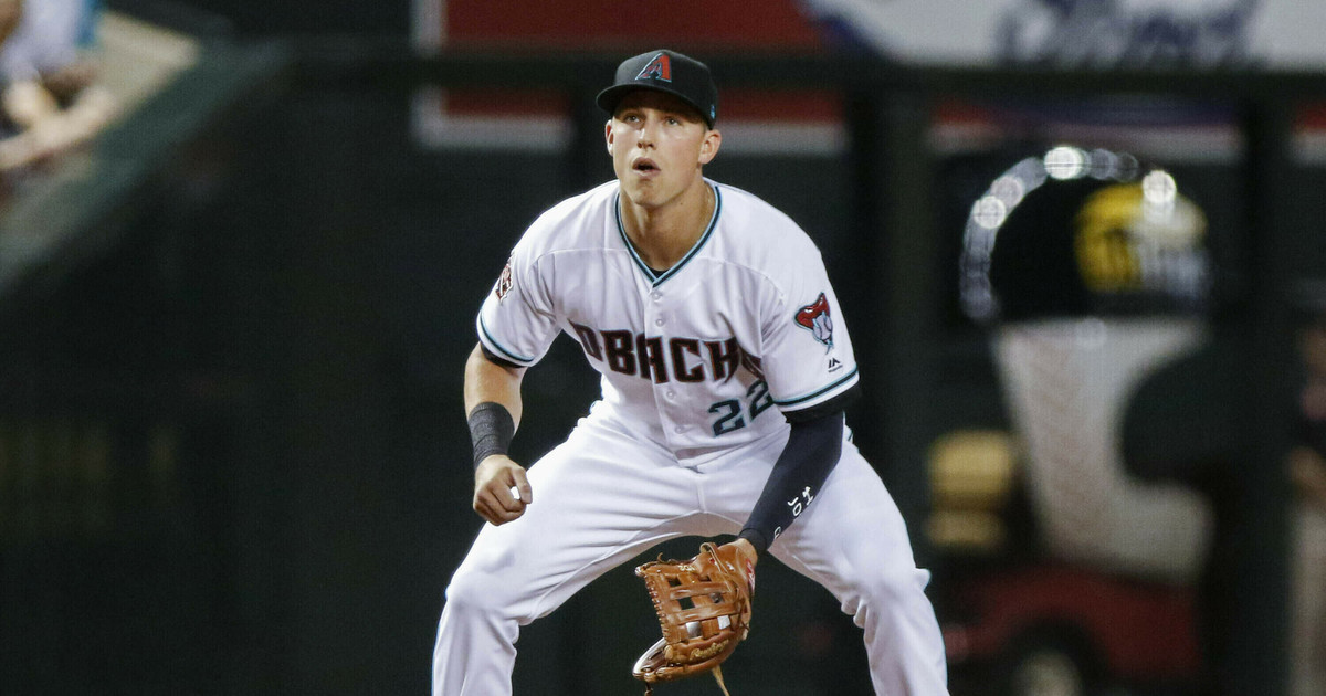 D-backs' Lamb learning first with assist from Goldschmidt