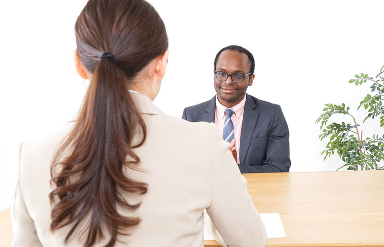 Because complaints about your current job could make you sound like a hiring risk, explain your desire for change by looking forward, not backward. (Getty Images)