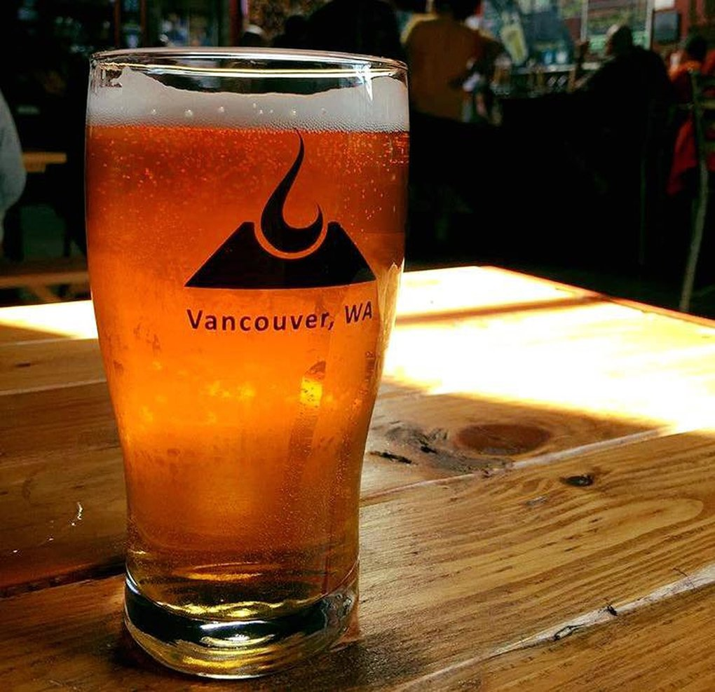 One of the real arguments for visiting Vancouver is its assortment of breweries, like Loowit Brewing Company. (Loowit Brewing)
