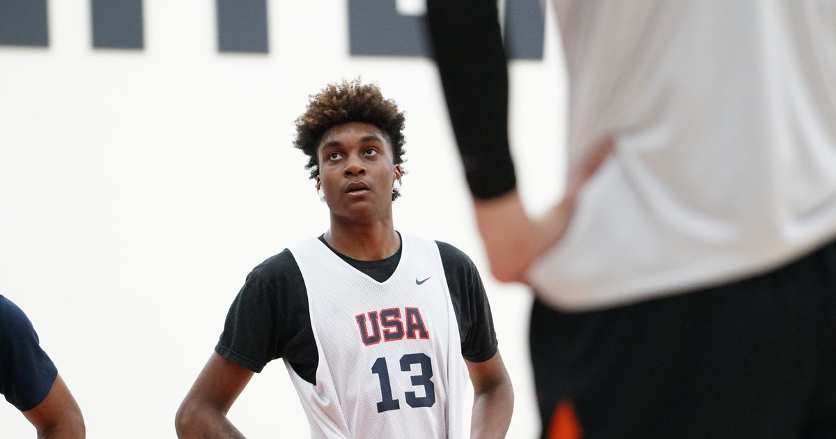 Federal Way star Jaden McDaniels breaks silence, announces commitment to Washington