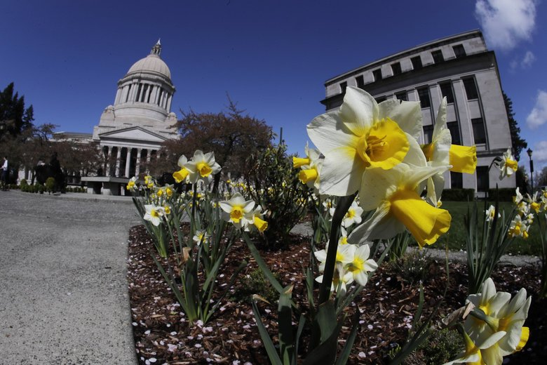 Details of the new state budget have emerged  after lawmakers announced a tentative agreement that had, as in the past, been crafted behind closed doors. (Ted S. Warren / The Associated Press)