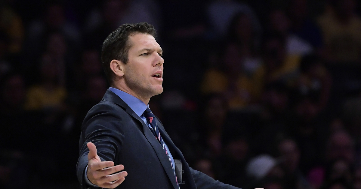 Lakers, coach Luke Walton part ways after 3 losing seasons